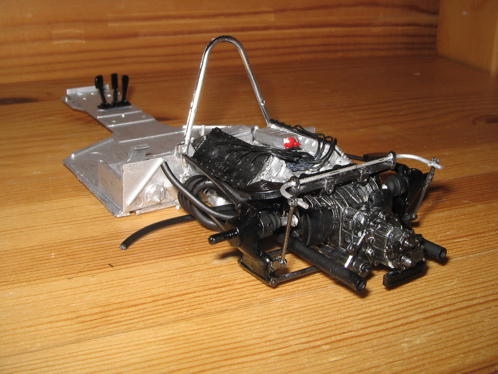 moteur+chassis