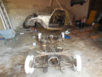 Chassis + caisse