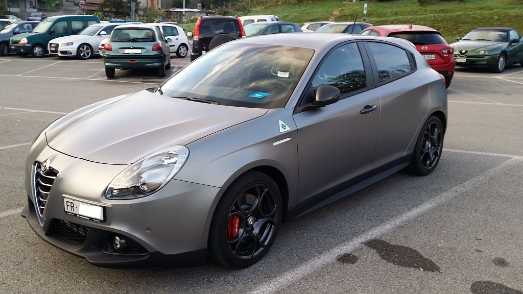 alfa romeo giulietta photo de voiture 2017 2018 best cars reviews. Black Bedroom Furniture Sets. Home Design Ideas