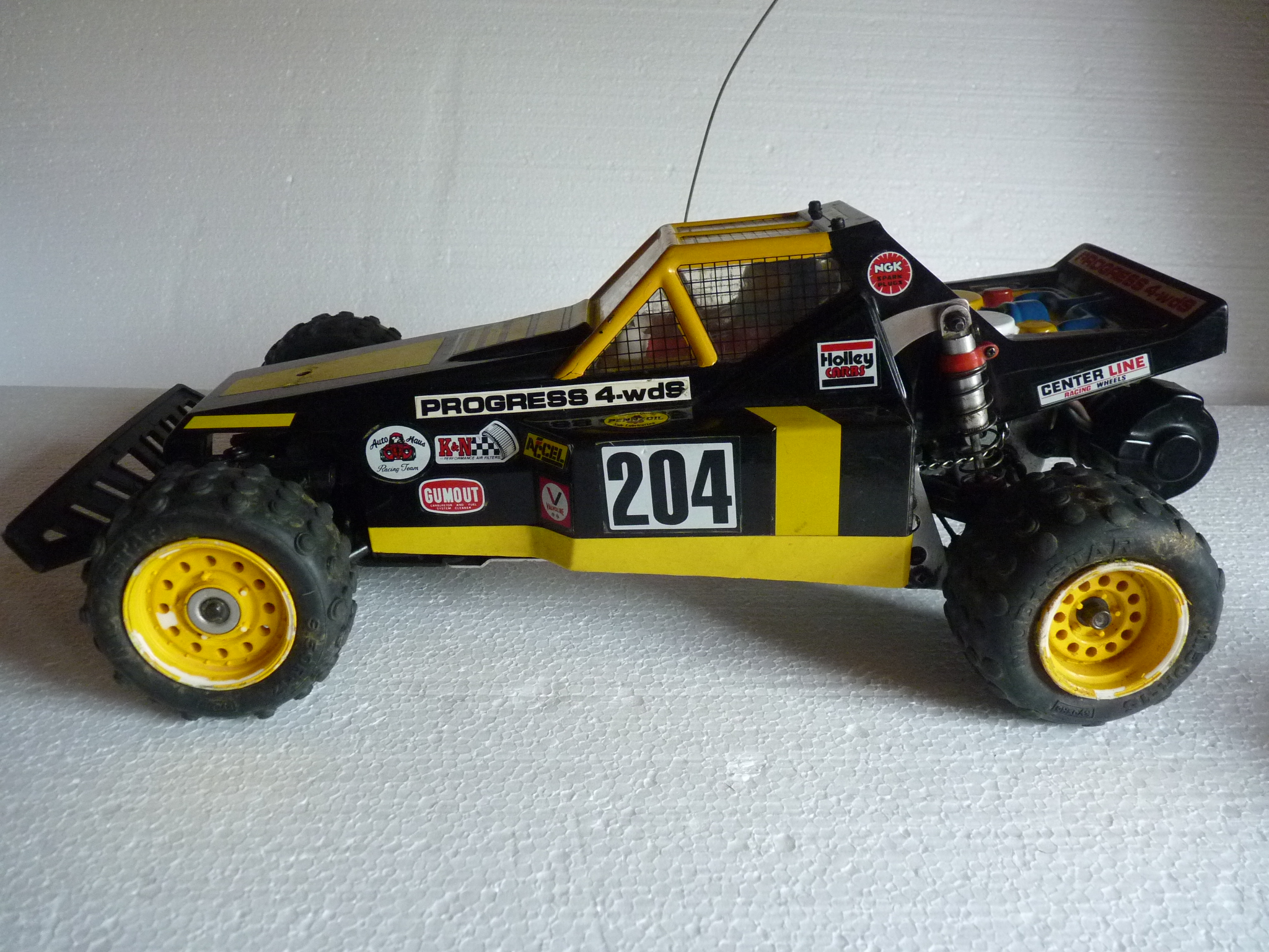 Kyosho Progress 4WDS 1