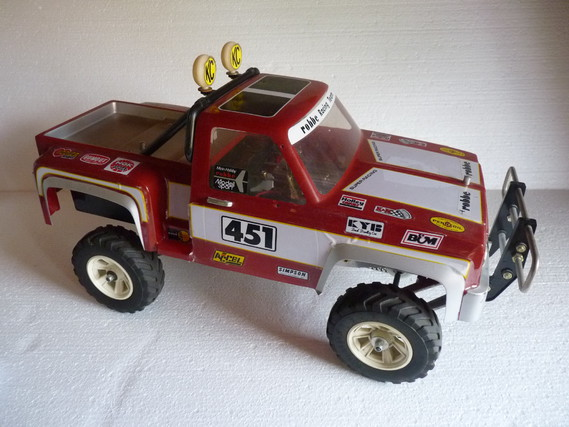 Robbe/ Kyosho Chevy Pickup 2 gear