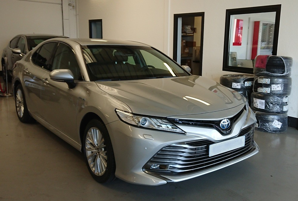 Camry Delivery