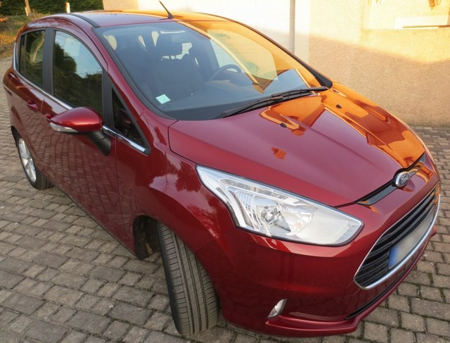 ford b max 1 0 125cv 2015 4600 km garantie 5 ans 15500 vente voitures annonces auto et. Black Bedroom Furniture Sets. Home Design Ideas