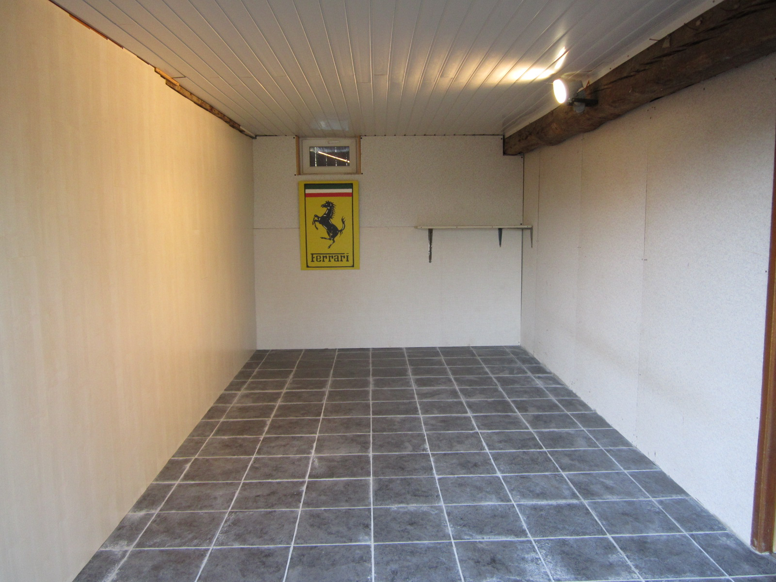 Quel carrelage pour garage for Carrelage pour sol garage