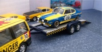 Ford capri RS 24 H Nurburgring 1972 au 1.43