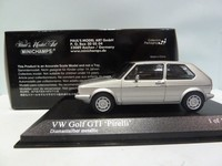 vw golf GTI Pirelli Diamond Silver