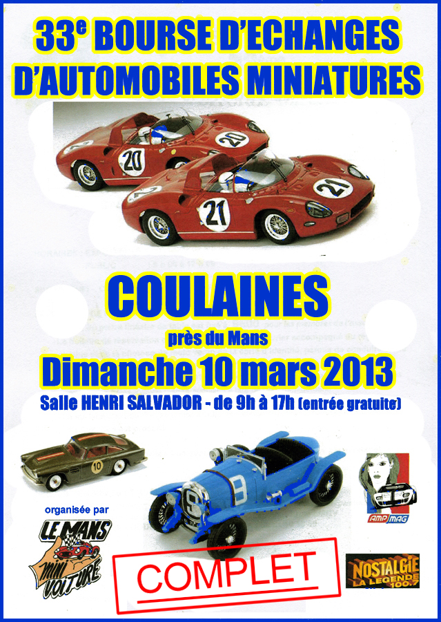 AFFICHE BOURSE COULAINES 2013 FORUM  2