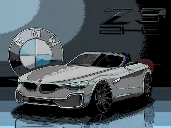BMW Z3 ArtWork