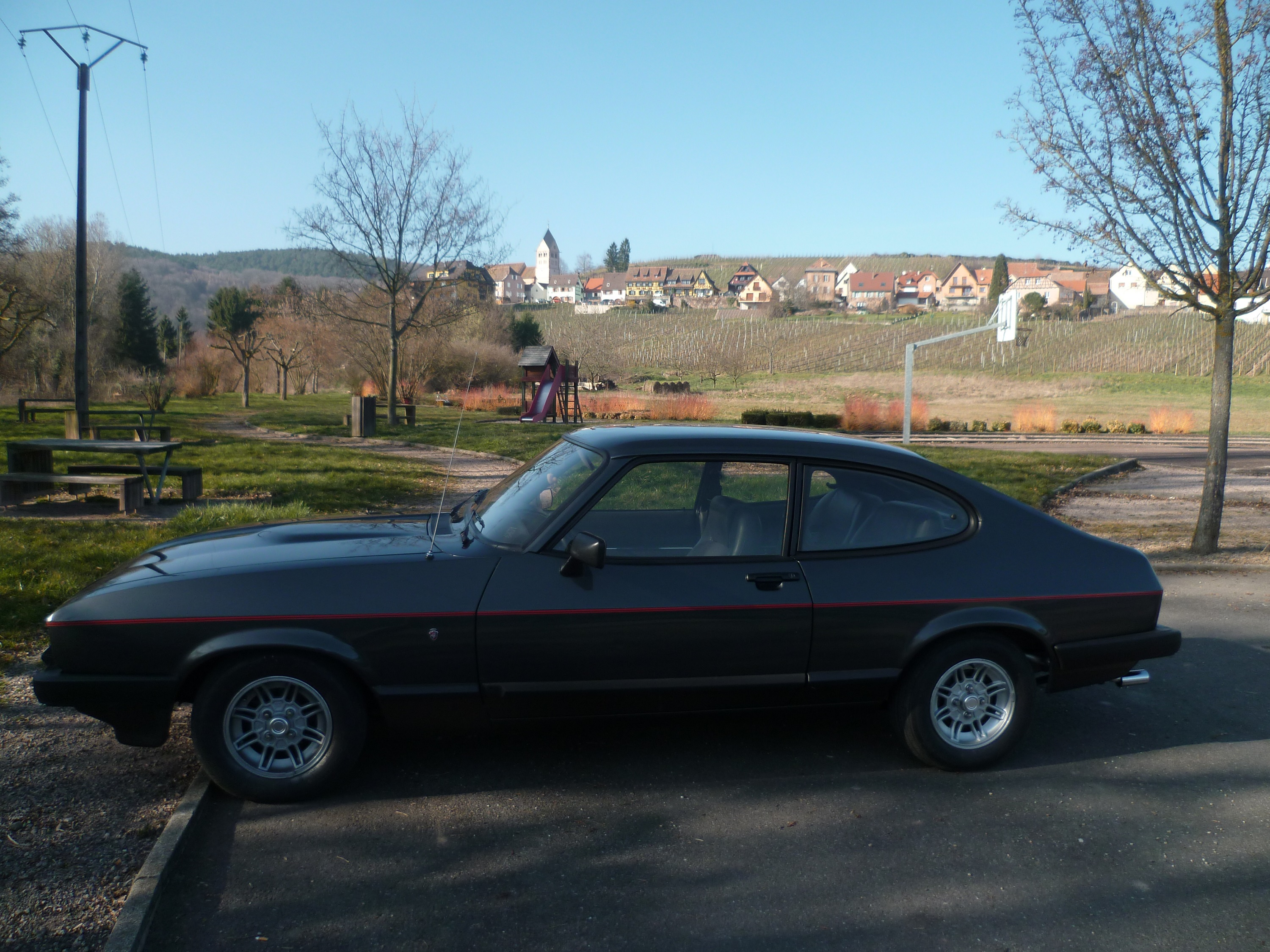 Ford 35 L Ecoboost Ford Capri [Topic officiel] - Page : 21 - Anciennes ...