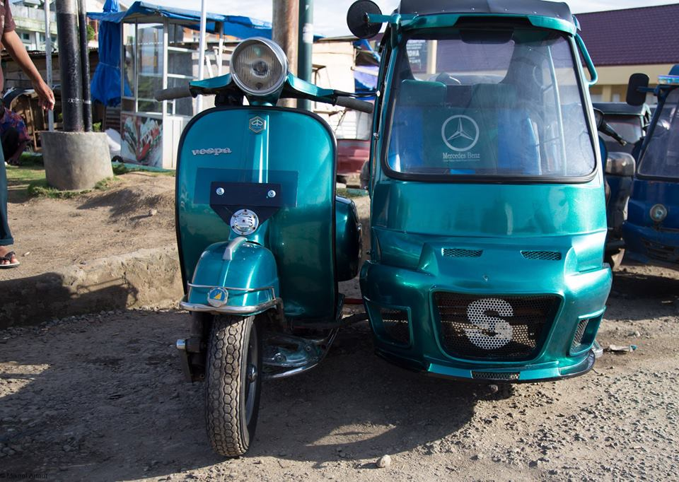 comment importer vespa en france depuis l 39 indonesie ca marche comment vespa scooters. Black Bedroom Furniture Sets. Home Design Ideas