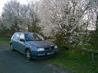 Golf 3 printemps