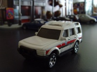 LAND ROVER DISCOVERY MATCHBOX 1