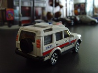 LAND ROVER DISCOVERY MATCHBOX 2