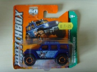 JEEP RESCUE CONCEPT MATCHBOX 1 MINT IN BOX