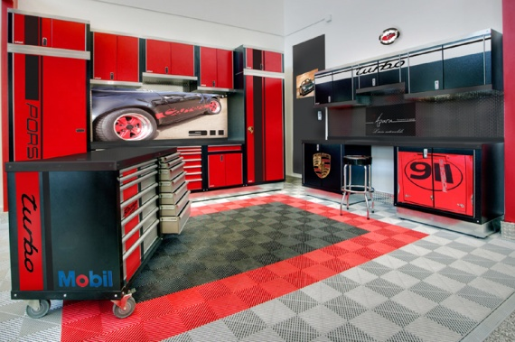 revetement sol garage paddock peinture amenager nath natoutuning05 photos club club. Black Bedroom Furniture Sets. Home Design Ideas