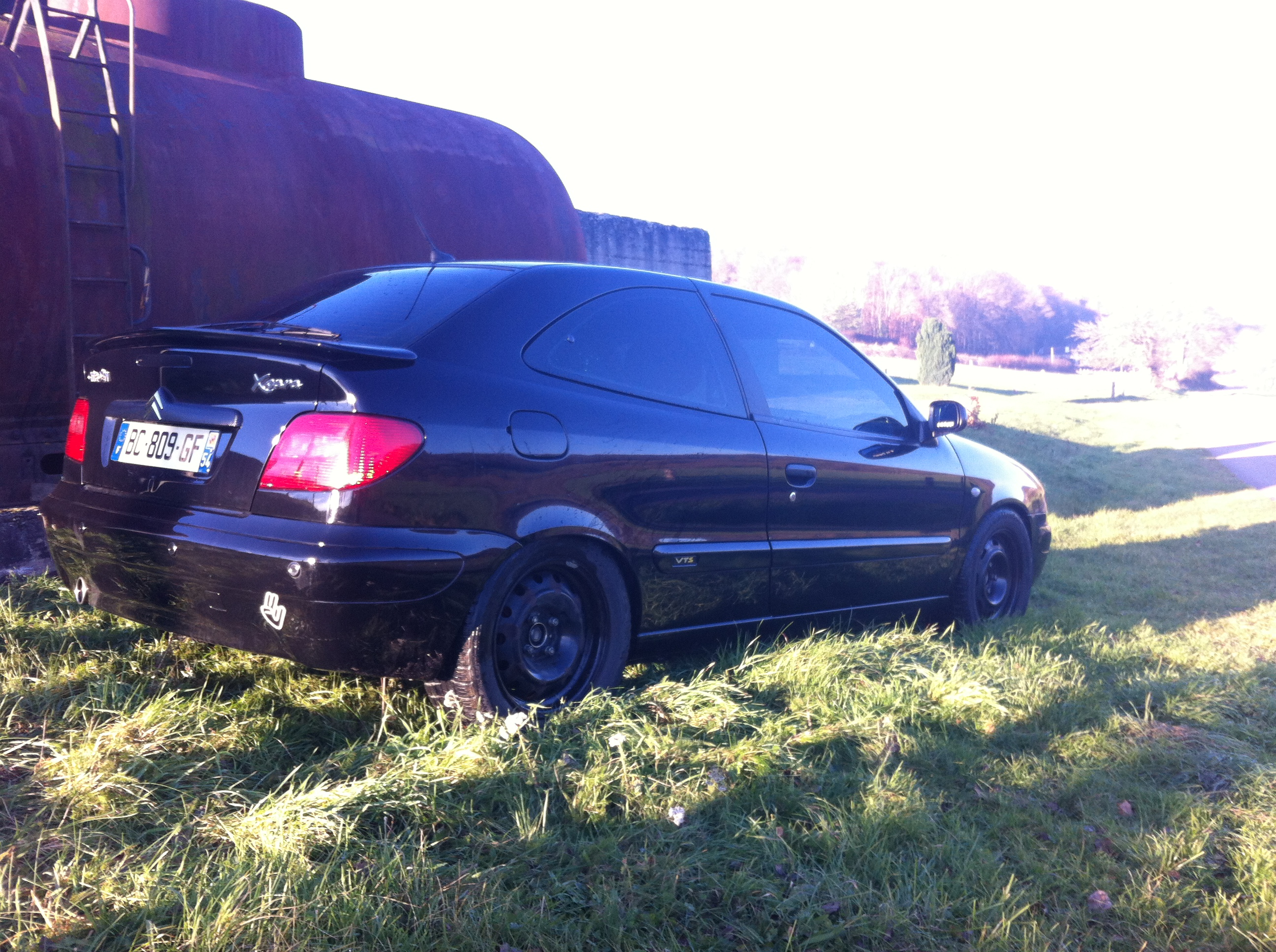 Avis sur Citroen xsara - German Look / Clean Look - Styles de tuning