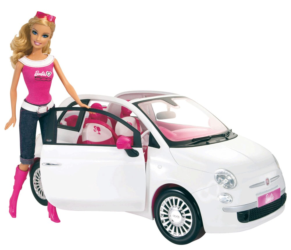 fiat 500 barbie 2 miniatures et pin up tontonbringueur photos club. Black Bedroom Furniture Sets. Home Design Ideas
