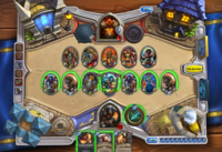 deck chasseur exemple