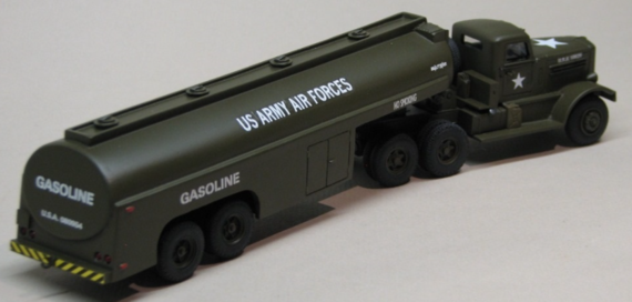 tanker US ARMY