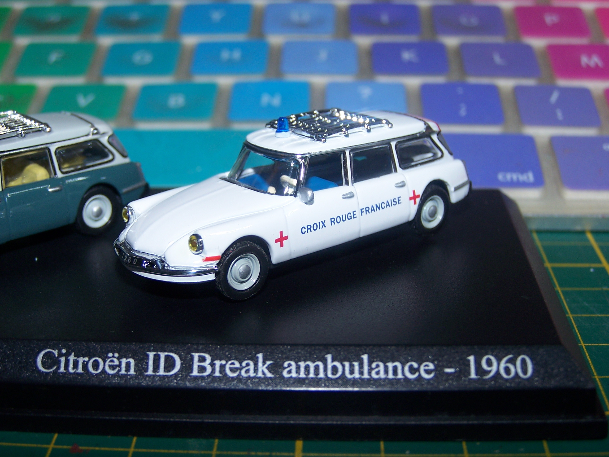 Citröen ID Break Ambulance - 1960