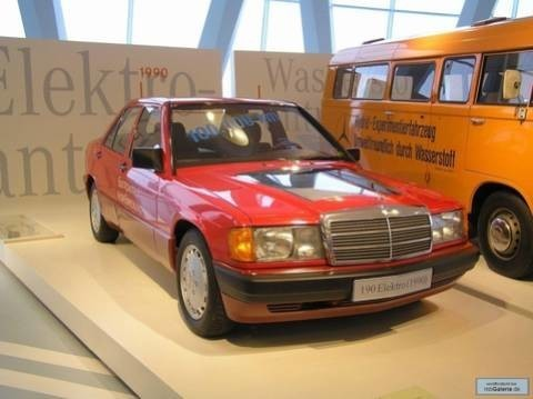 Mercedes-Benz 190 E W201 Ph1