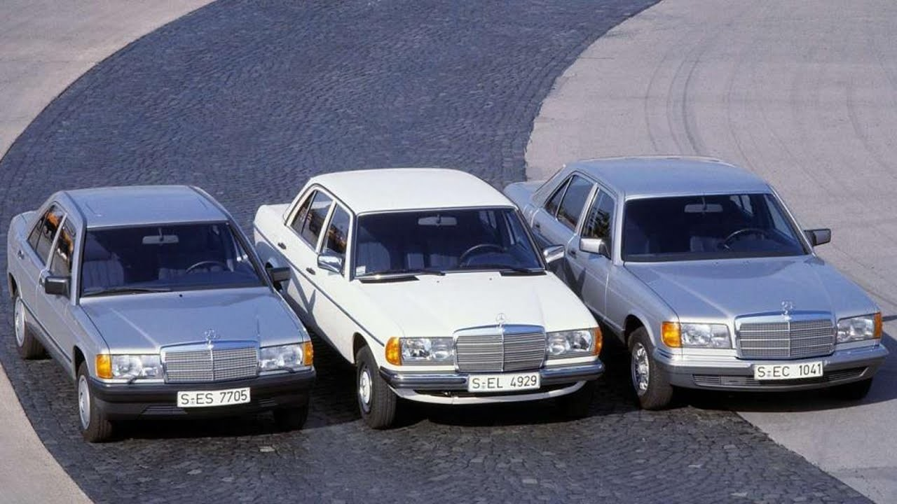 Mercedes-Benz Familly