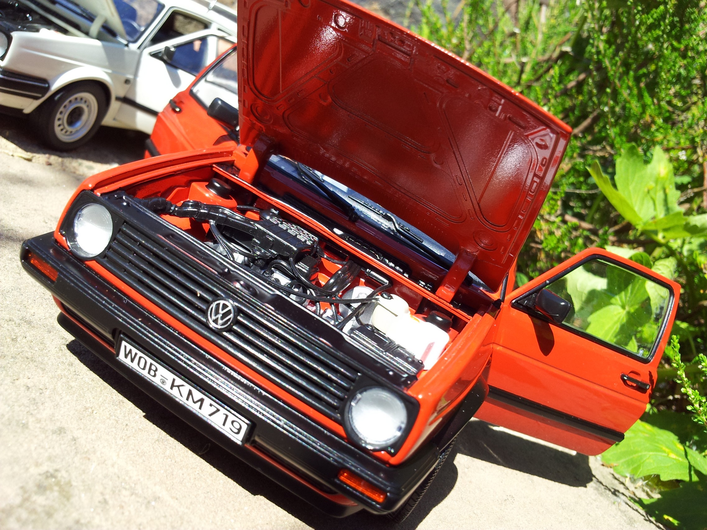 Volkswagen Golf 2 CL 1984