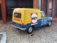 Renault 4 F6 1986 Darty (Universal Hobbies)