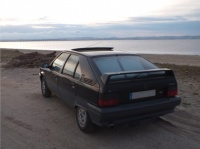 BX GTi 1.6 Export 115ch