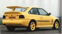 Ford Escort RS Cosworth Acropolis