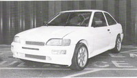Ford Escort RS Cosworth Prototype