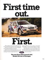 Ford Escort RS Cosworth Rally