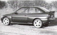 Ford Escort RS Cosworth V6 Prototype