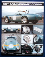 AC Cobra 289 Shelby 50th Anniversary-