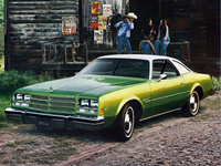 Buick Century Special Colonnade Hardtop Coupe 1976