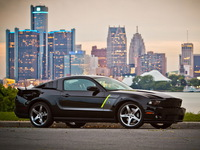 Ford Mustang Stage 3 Roush 2012