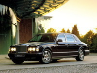 Bentley Arnage Red Label LWB Personal Commission 2001