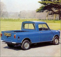 Austin Mini Pick-Up 1975