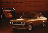Ford Escort RS Special 1978