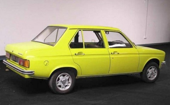 Peugeot 104 Tricorps 1975