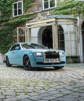 Rolls-Royce Ghost Alpine Trial Centenary Collection 2013