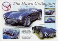 AC Cobra 289 Replica Hawk