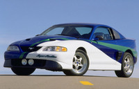 Ford Mustang Super Stallion Concept 1997