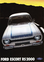 Ford Escort RS2000 1974
