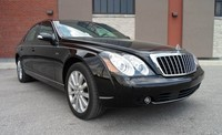 Maybach 57 S Armored NCE