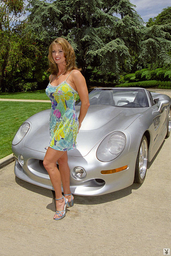 Shelby Series I Karen McDougal Playboy 1998