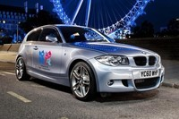 BMW 116i Coupe London Olympics Performance Edition 2012