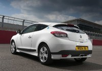 Renault Megane Coupe World Series 2009