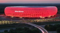 Allianz Arena Stadium Münich