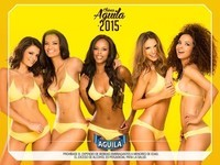 Aguila Girls 2015
